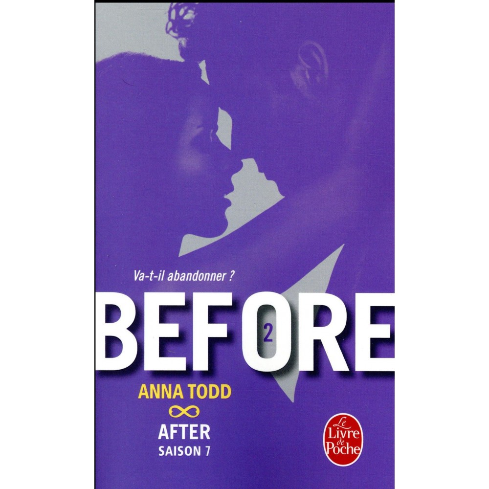 Before Tome 2 - After - Livre Livre De Poche