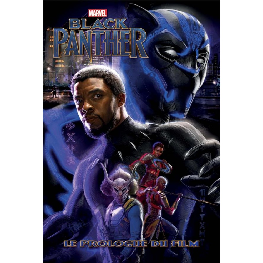Black Panther - Le prologue du film - Livre Science ...