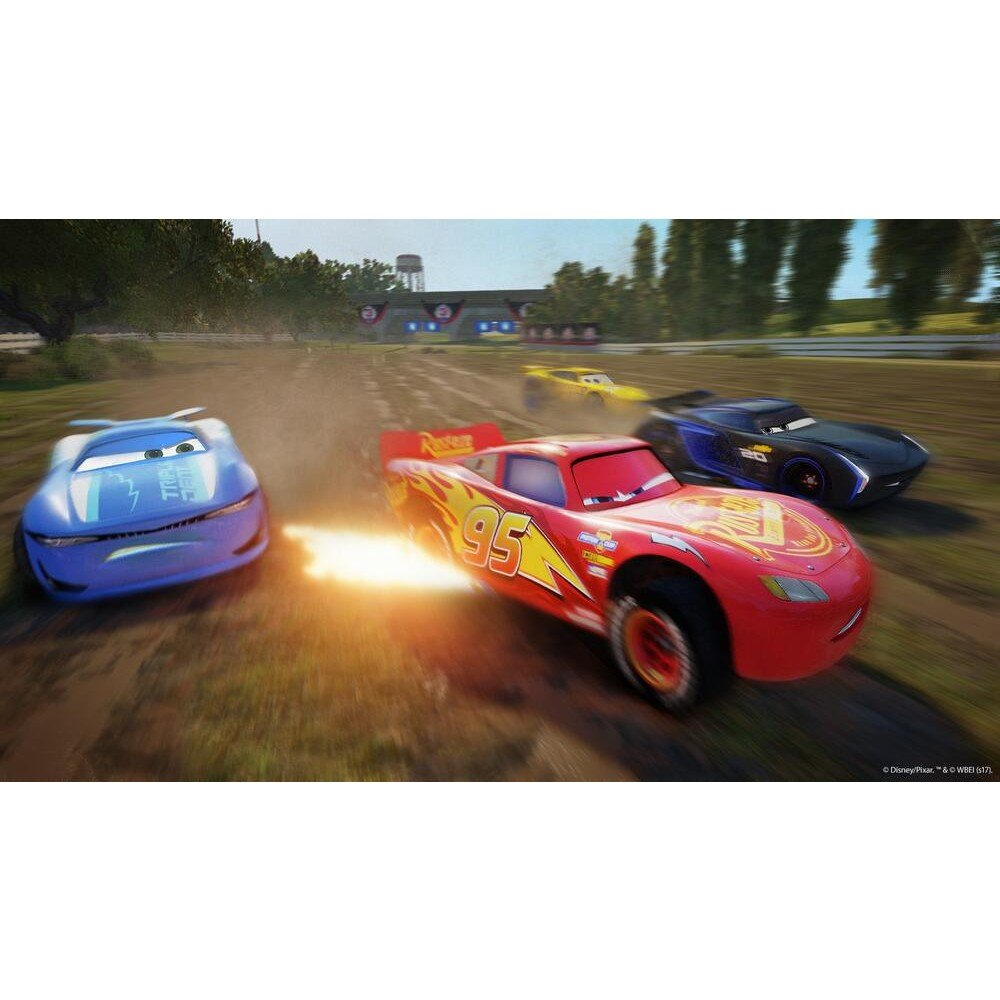cars 3 course vers la victoire jeux vid o consoles jeux ps4 cultura. Black Bedroom Furniture Sets. Home Design Ideas