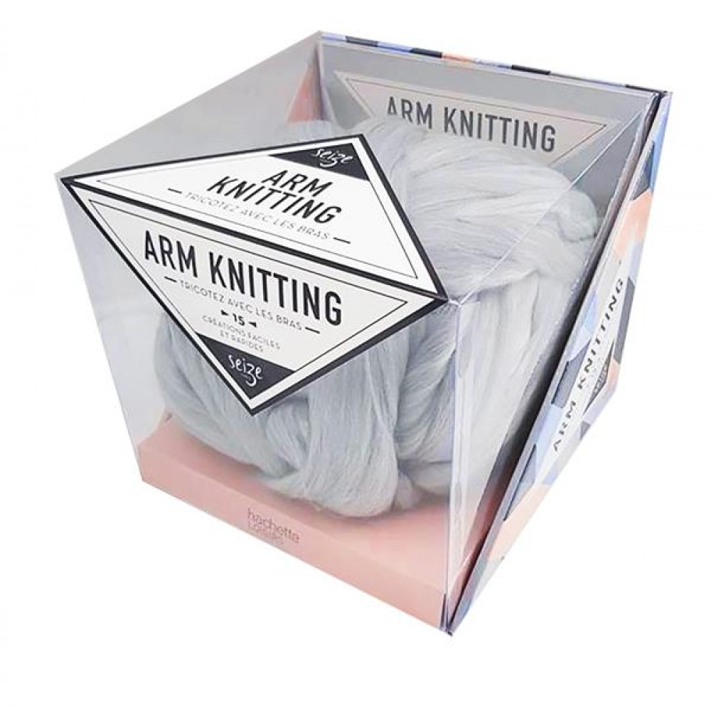 Coffret arm Knitting