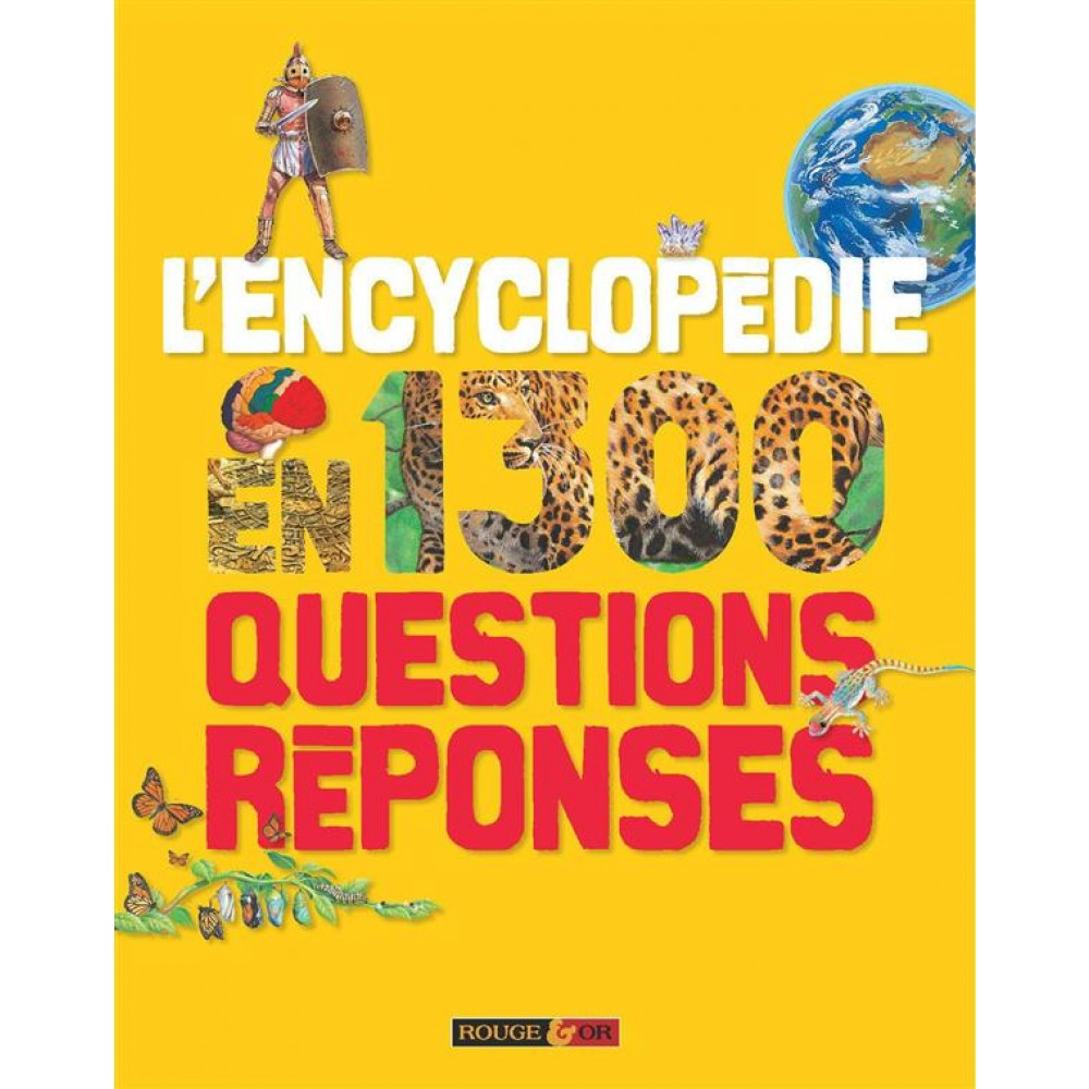 encyclopedie questions reponses