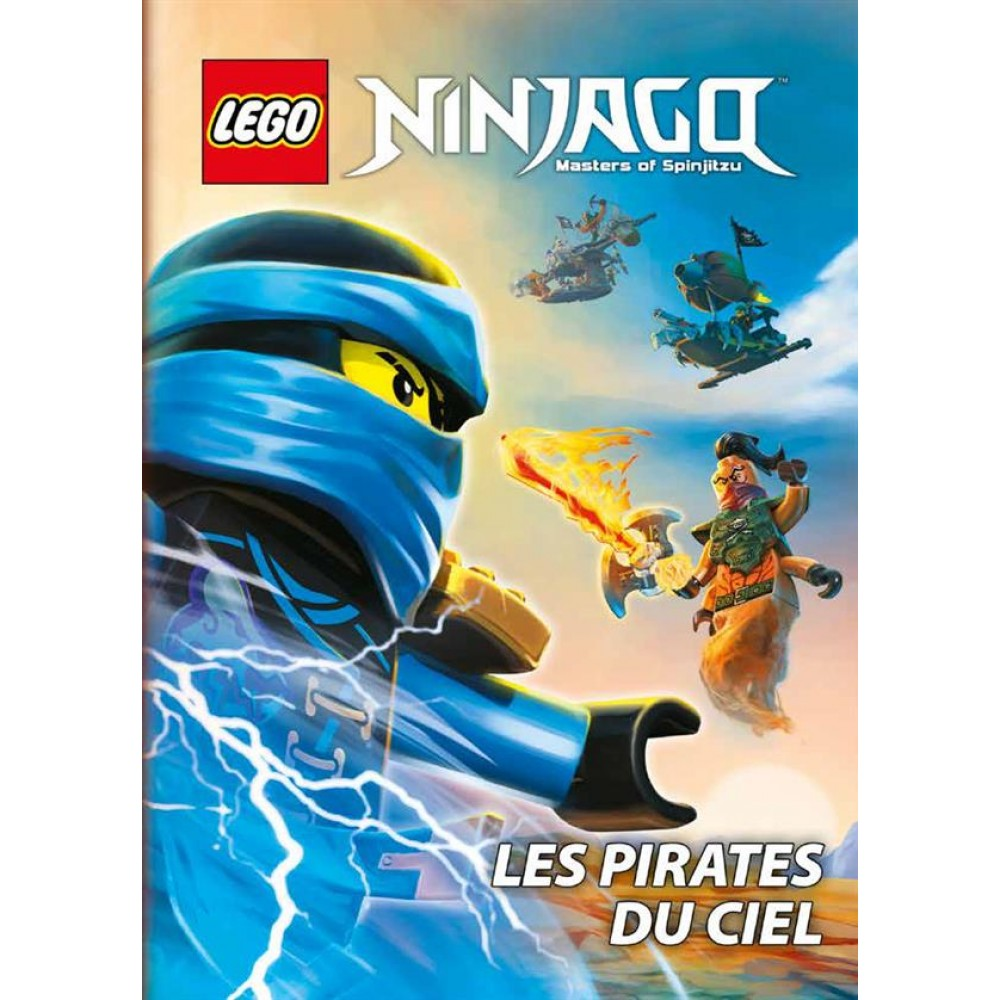 Lego Ninjago Masters Of Spinjitzu Les Pirates Du Ciel