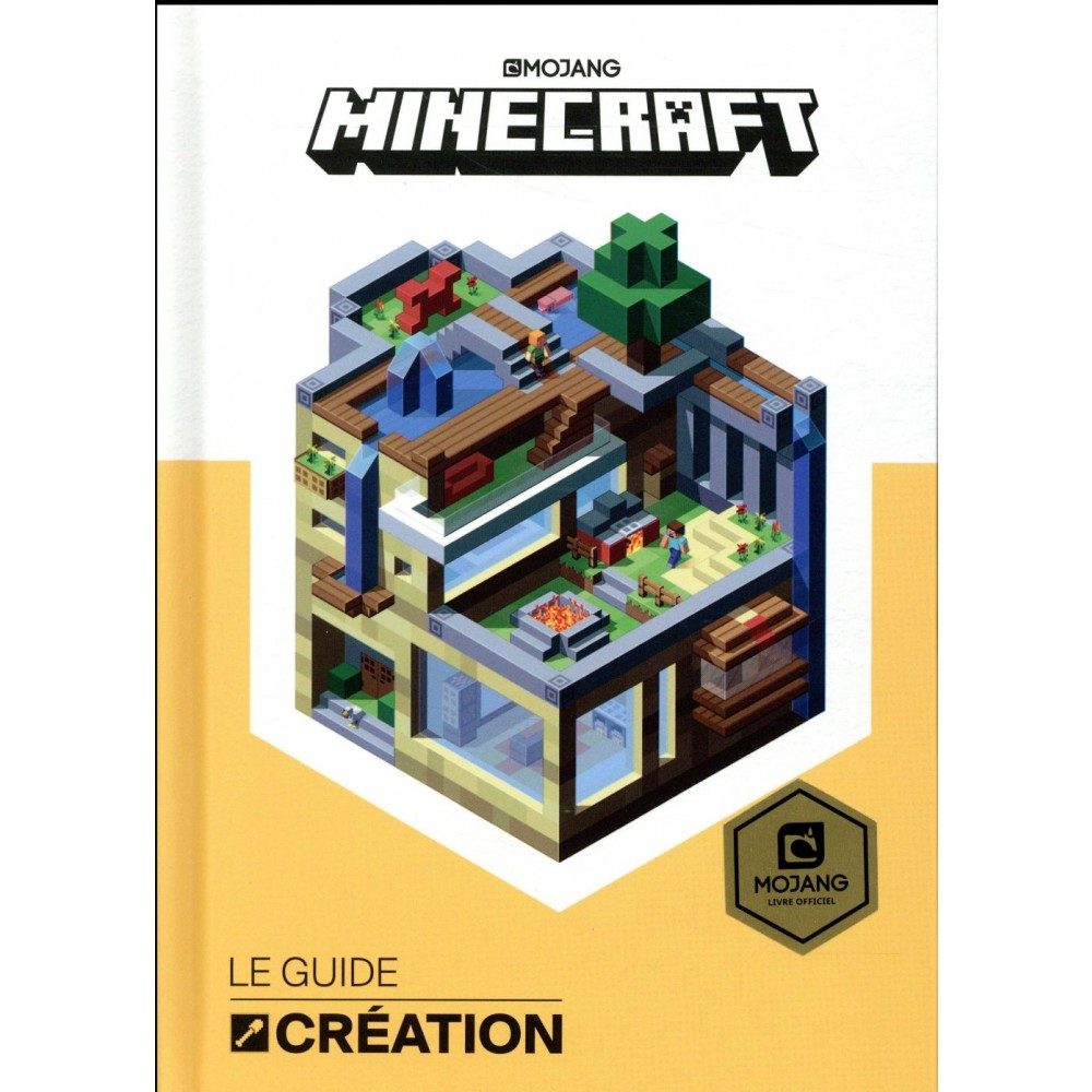 Minecraft Le Guide Creation