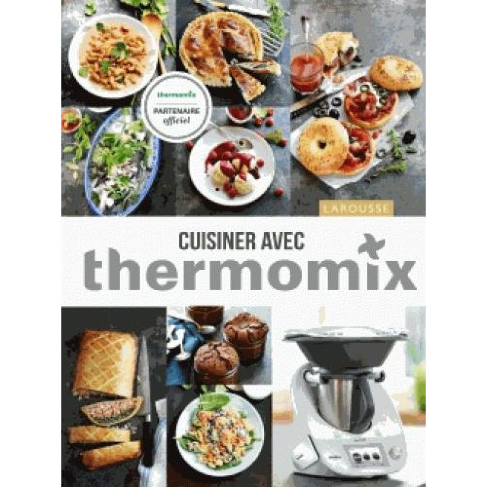 cuisiner avec thermomix livre cuisine sal e cultura. Black Bedroom Furniture Sets. Home Design Ideas
