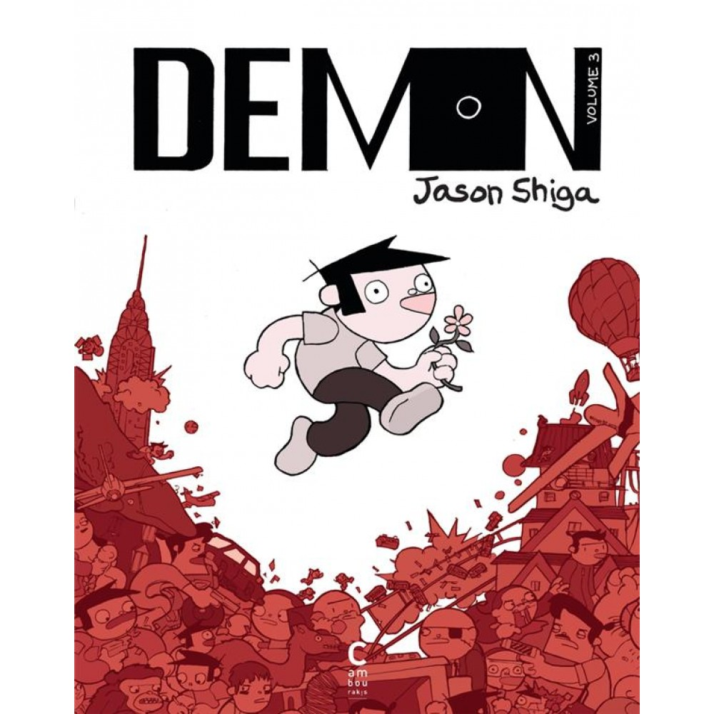 Demon Tome 3