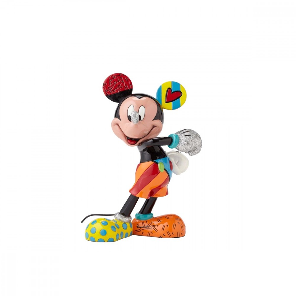Figurine Disney Mickey Mouse Objets A Collectionner Cinema