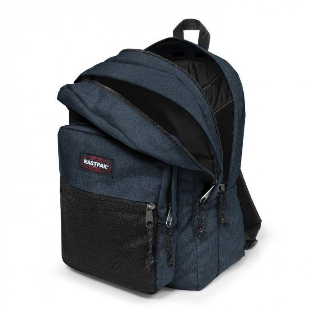 Sac à dos 2 compartiments Pinnacle Triple Denim Eastpak Noir