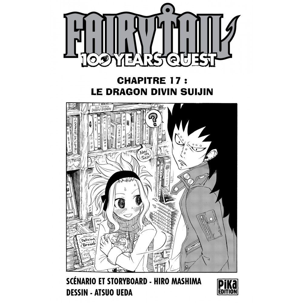 Fairy Tail 100 Years Quest Chapitre 017