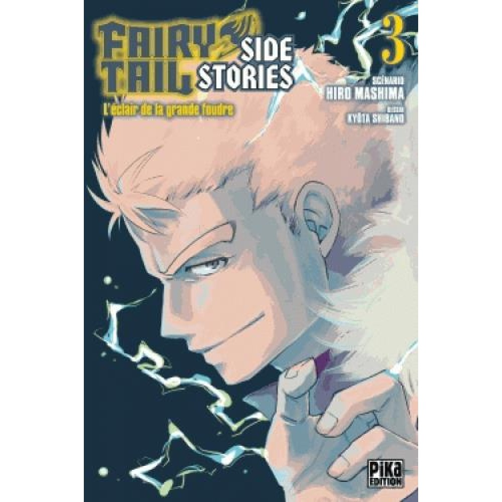Fairy Tail Side Stories Tome 3