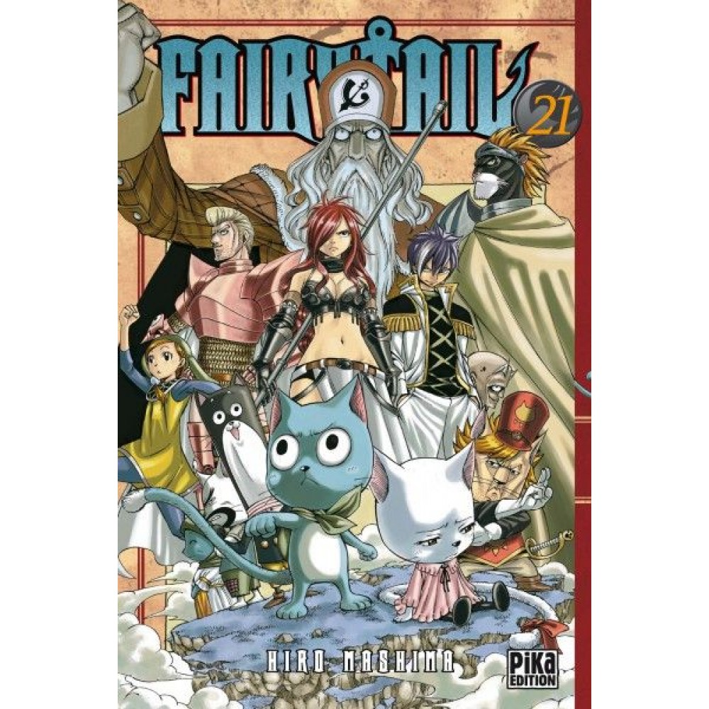 Fairy Tail Tome 21