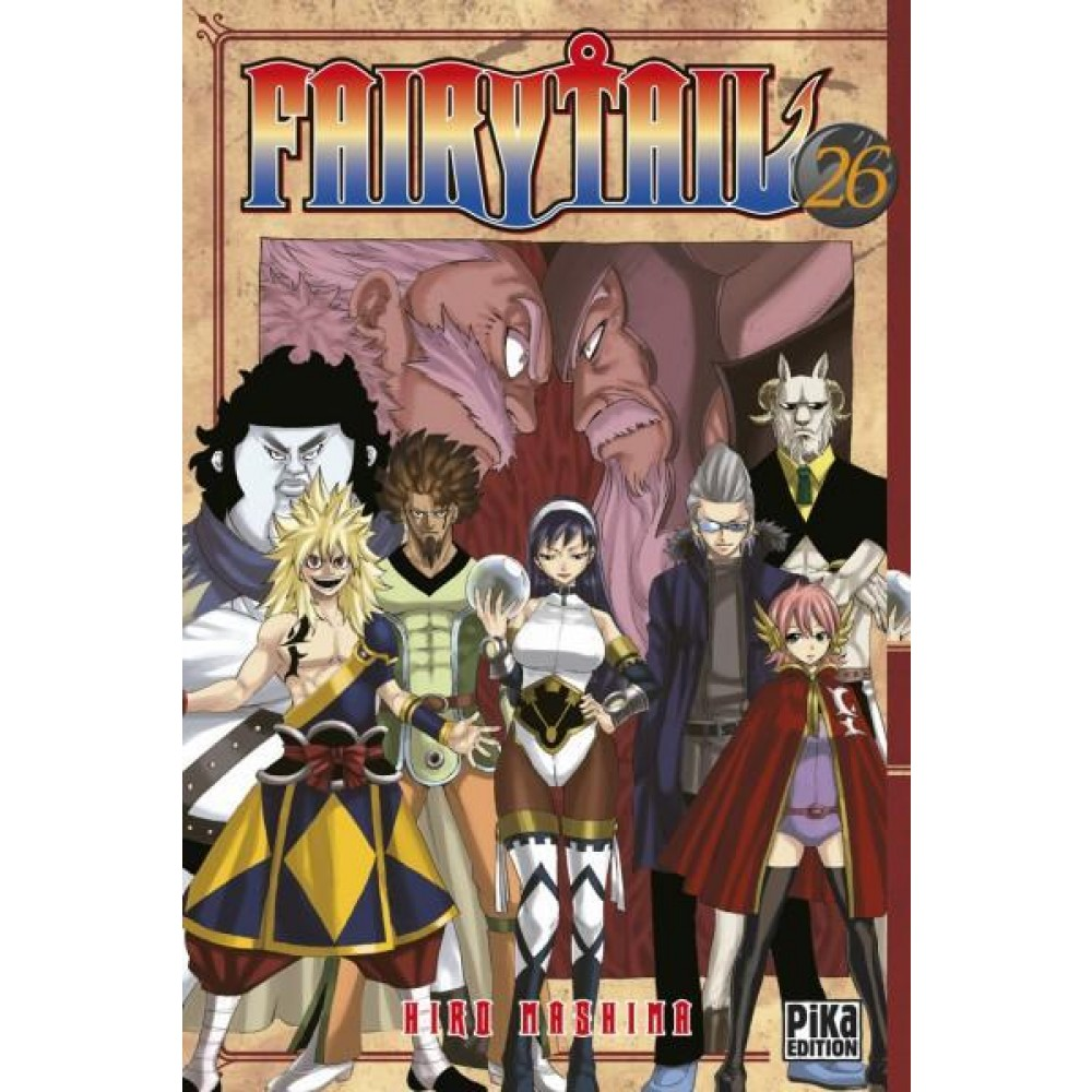 Fairy Tail Tome 26