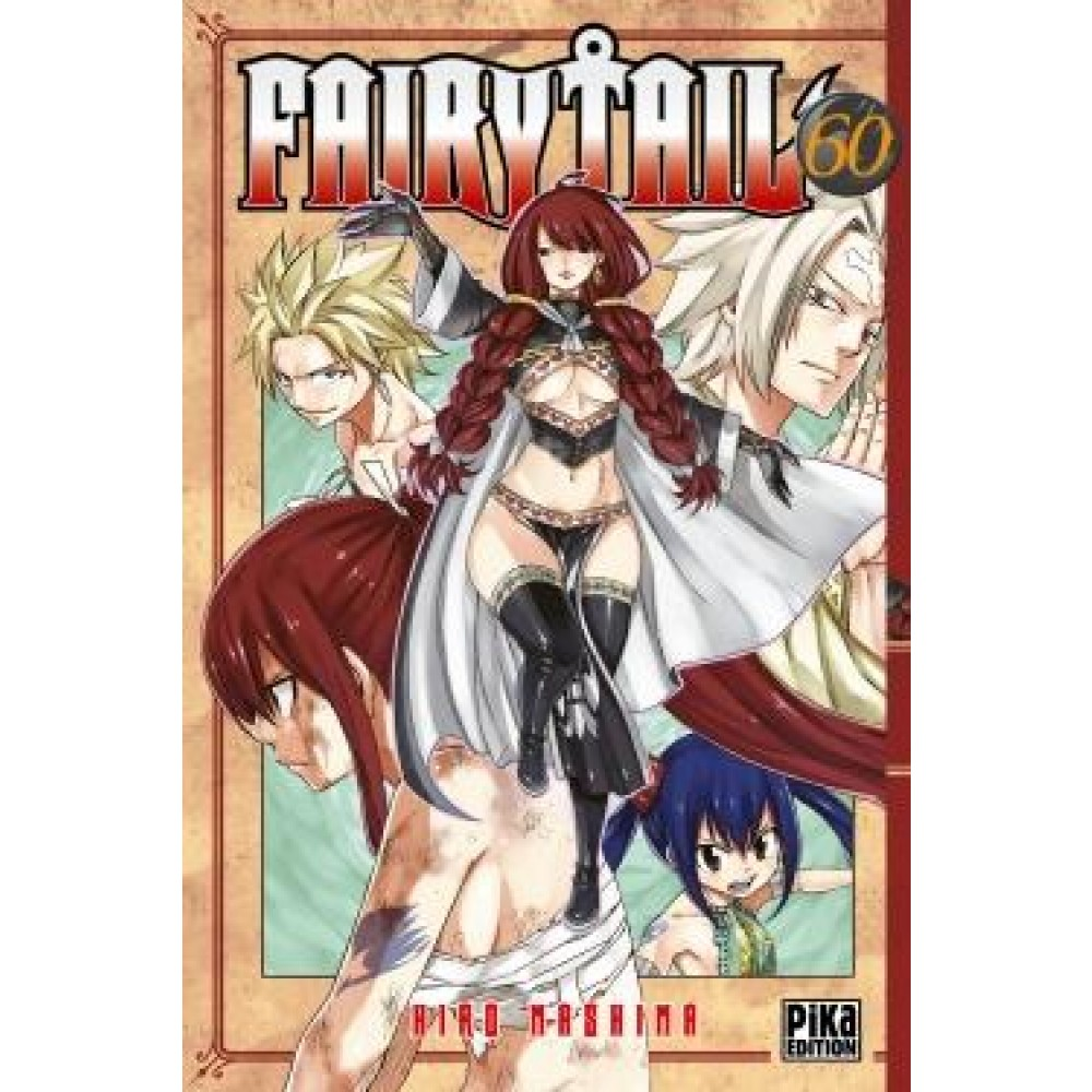 Fairy Tail Tome 60