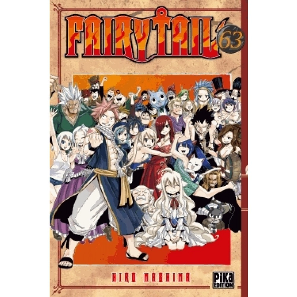 Fairy Tail Tome 63