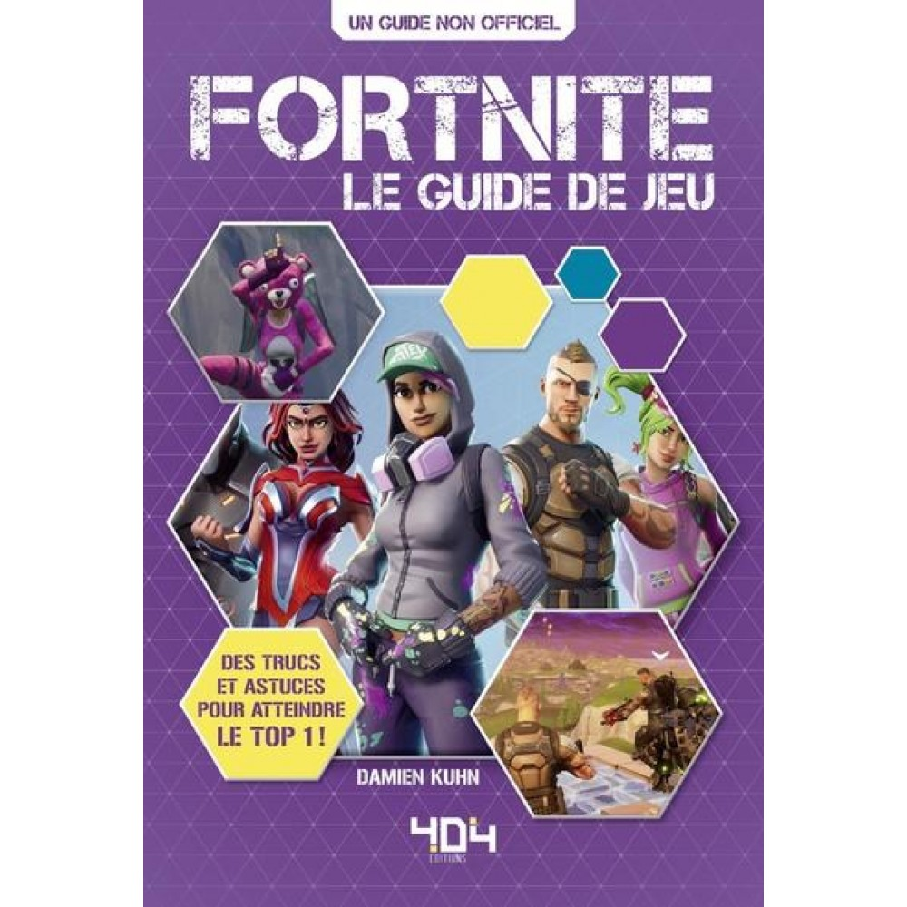 Fortnite Le Guide De Jeu Saison 5 Incluse