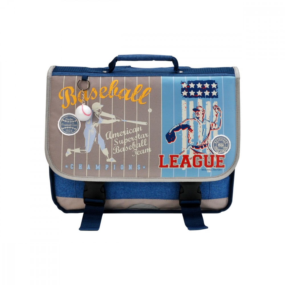 Cartable - Baseball league - 38 cm