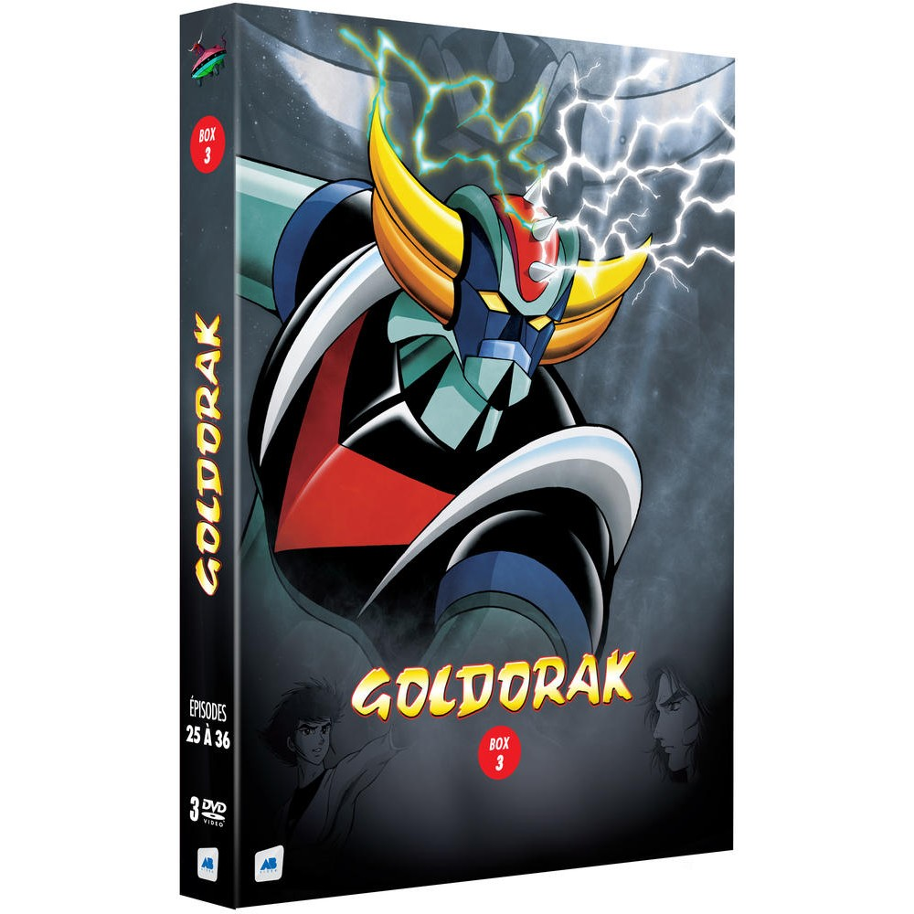 goldorak saison 1 episode 3