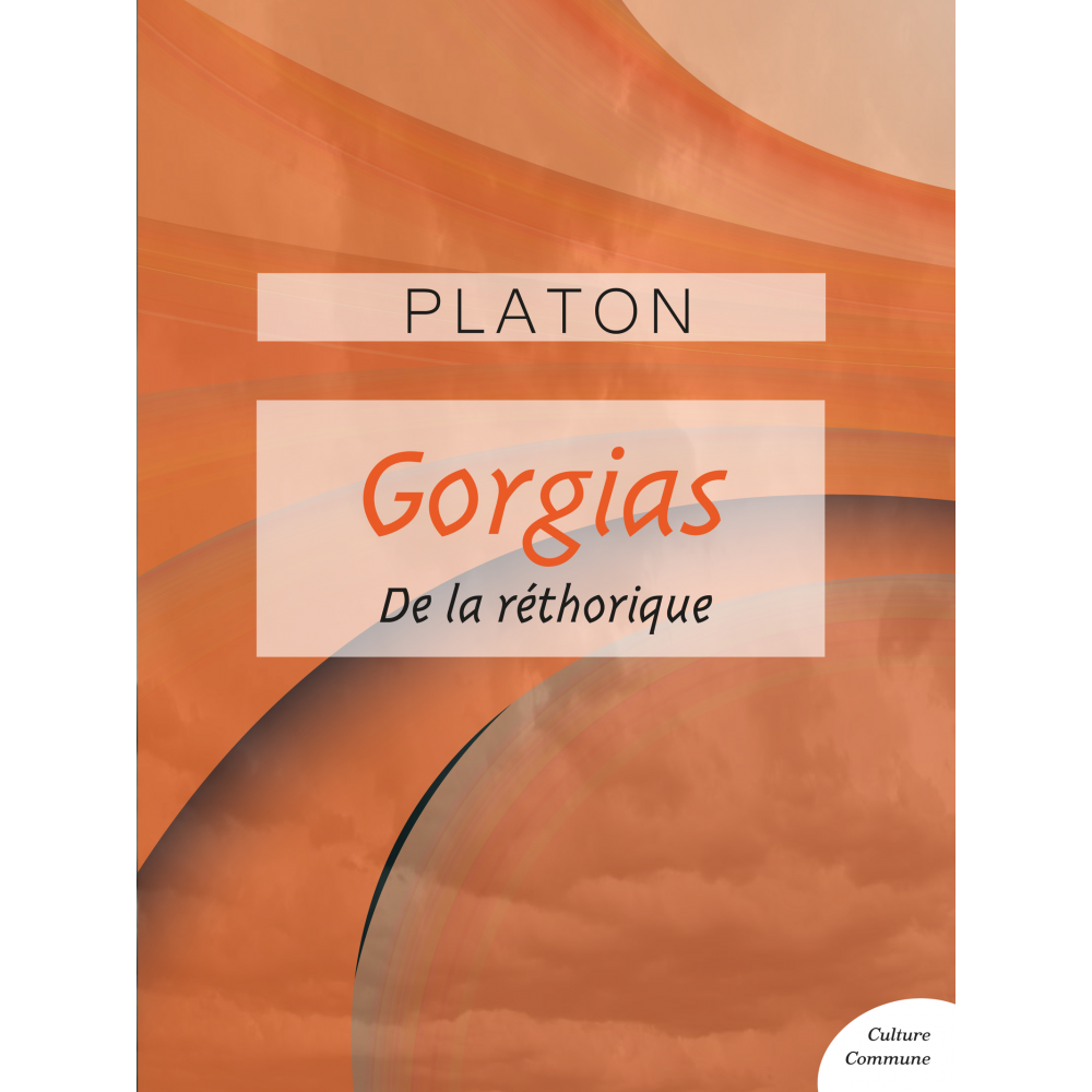PLATON DE TÉLÉCHARGER GORGIAS