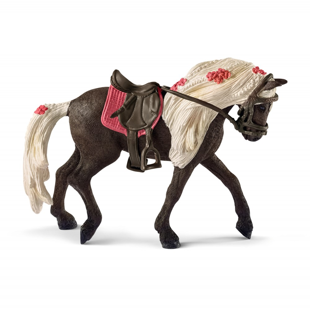 Figurine Jument Rocky Mountain Horse Spectacle Equestre Horse