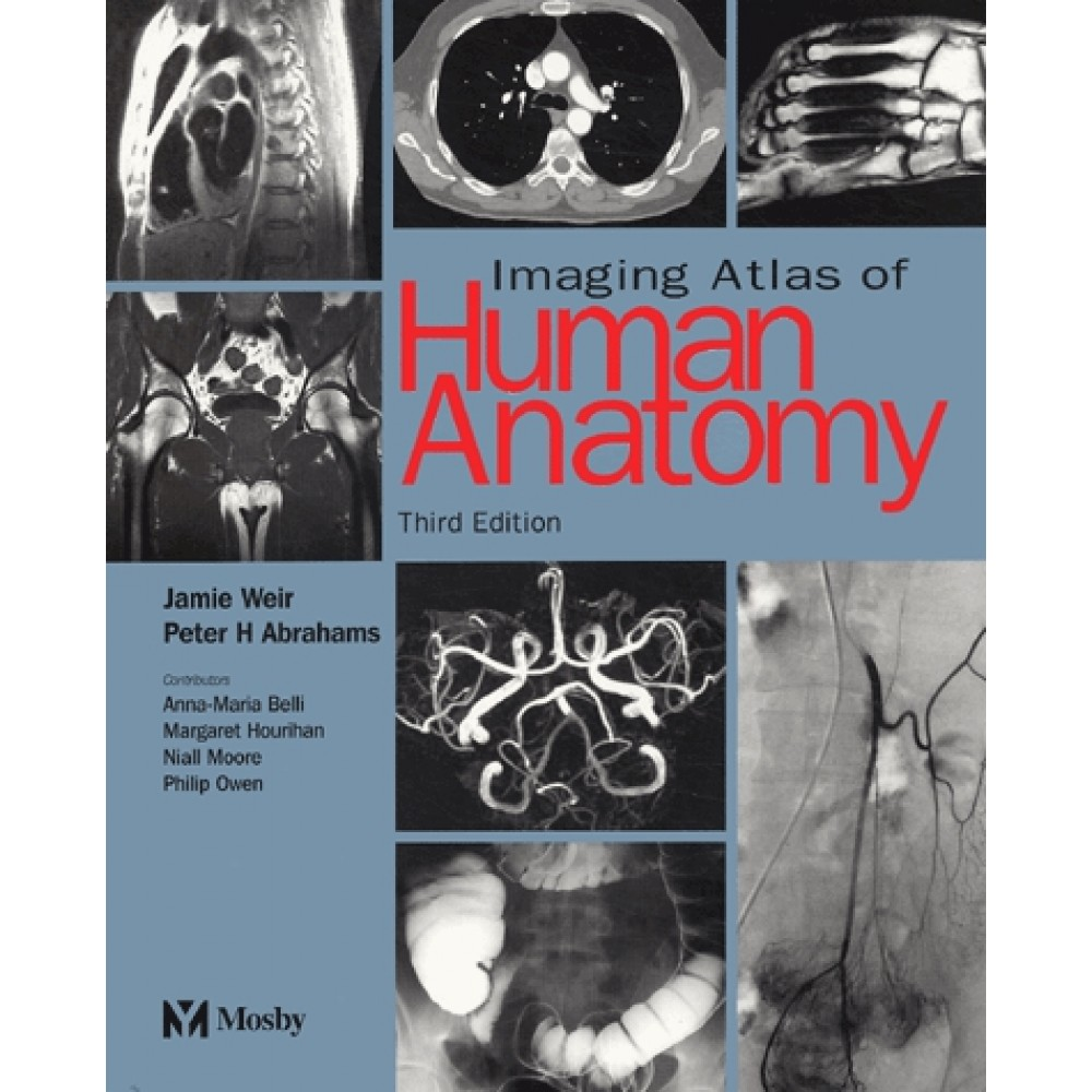 Imaging Atlas Of Human Anatomy Livre Mdecine Et Paramdical Cultura