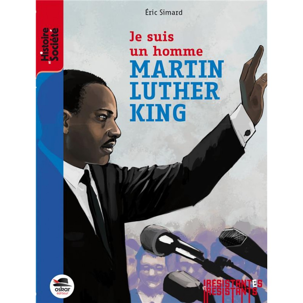 Je suis un homme martin luther king
