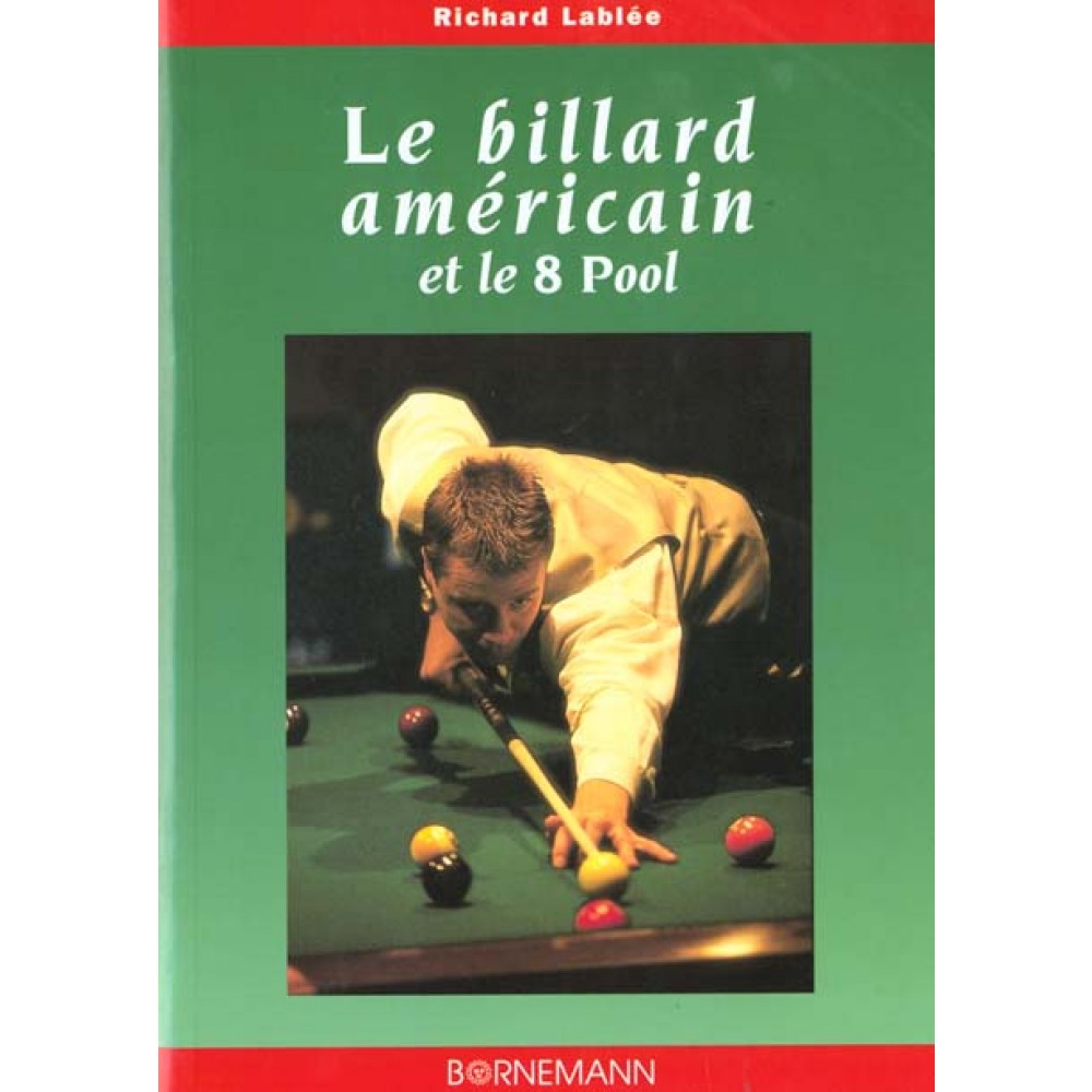 billard 8 pool technique