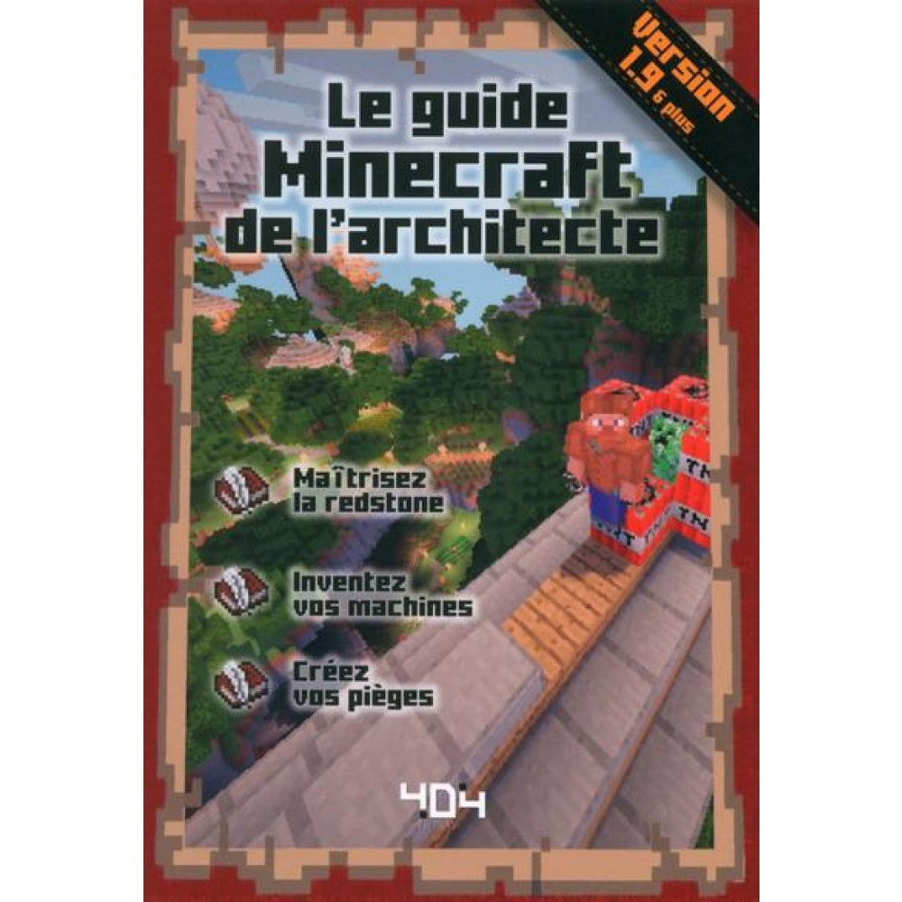 Le Guide Minecraft De Larchitecte