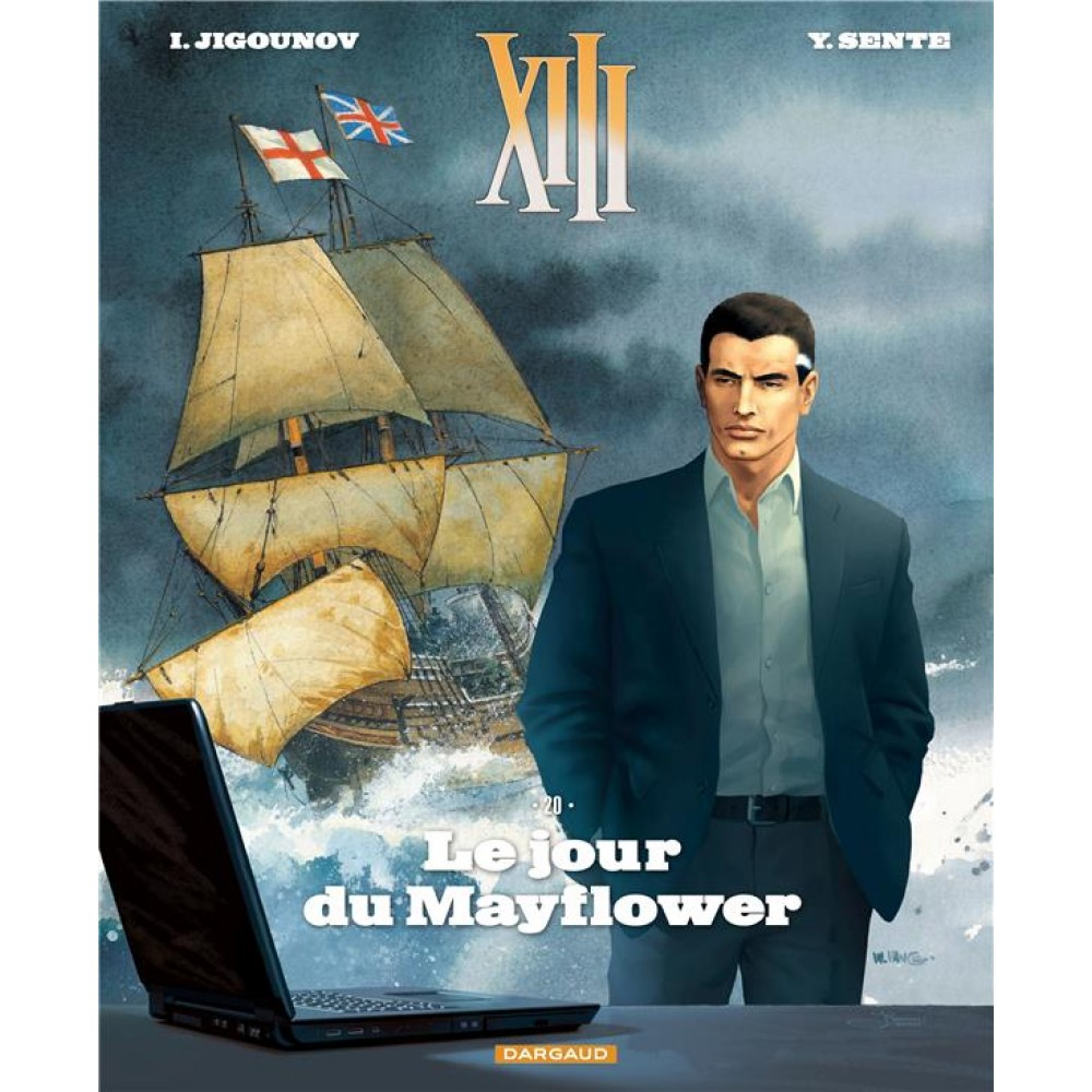 XIII Tome 20 - Le jour du Mayflower
