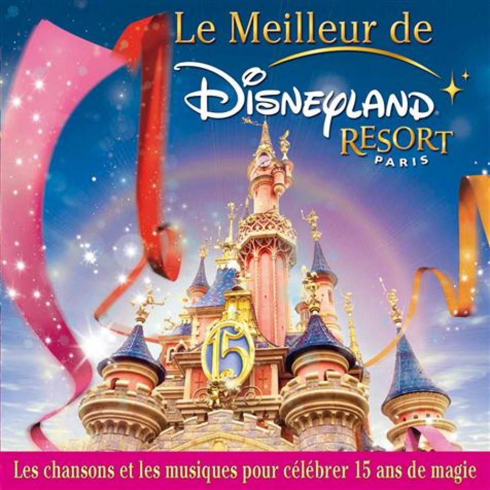 le meilleur de disneyland paris bons plans dvd bluray. Black Bedroom Furniture Sets. Home Design Ideas