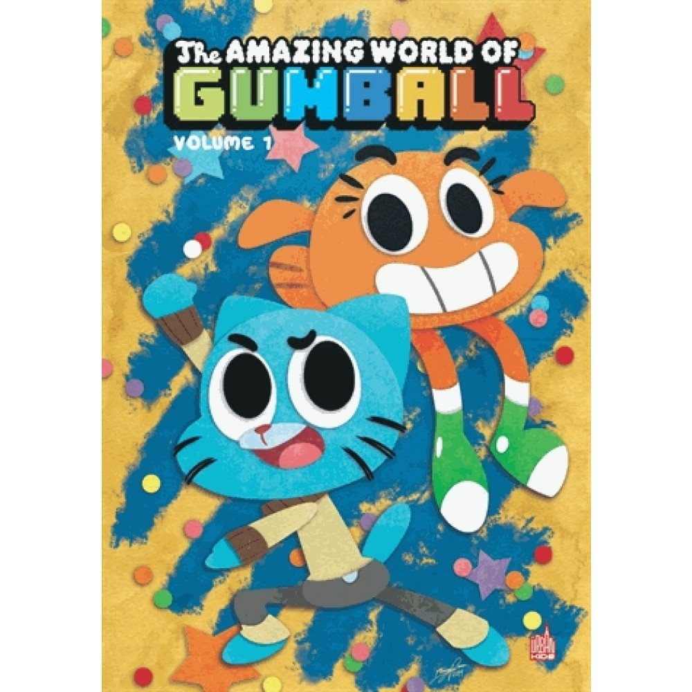 The Amazing World Of Gumball Tome 1