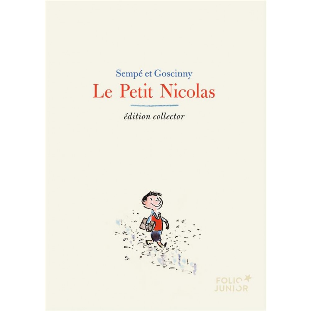 Le Petit Nicolas - Edition collector - Romans en poche