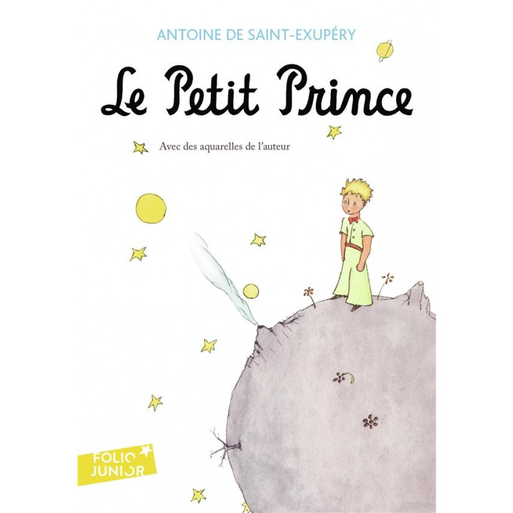 le petit prince edition sp ciale romans en poche romans jeunesse jeunesse livre. Black Bedroom Furniture Sets. Home Design Ideas