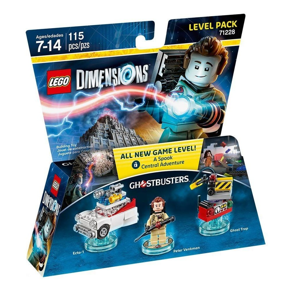 lego dimensions instructions ghostbusters