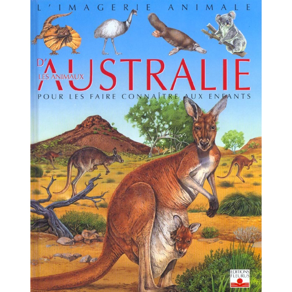 Image result for LES ANIMAUX D'AUSTRALIE DE fLEURUS DE e BEAUMONT