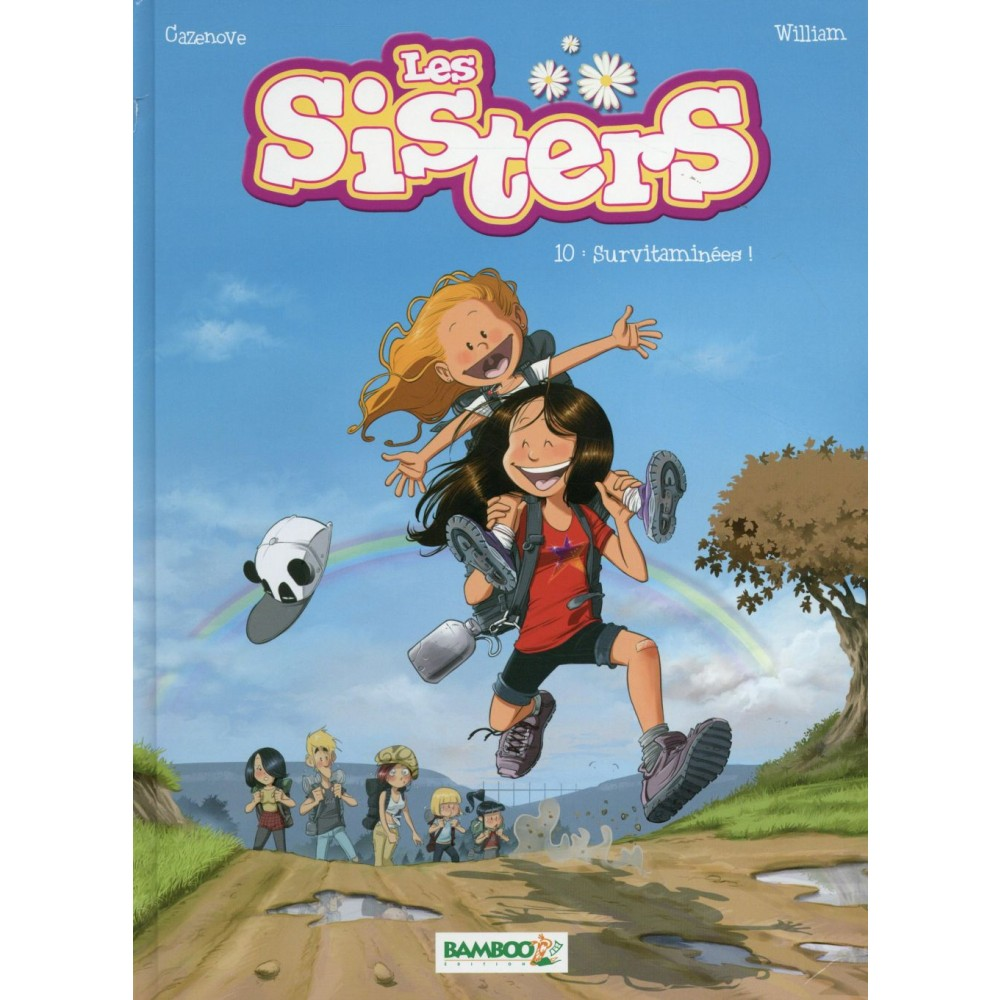 Les Sisters Tome 10 Survitaminees