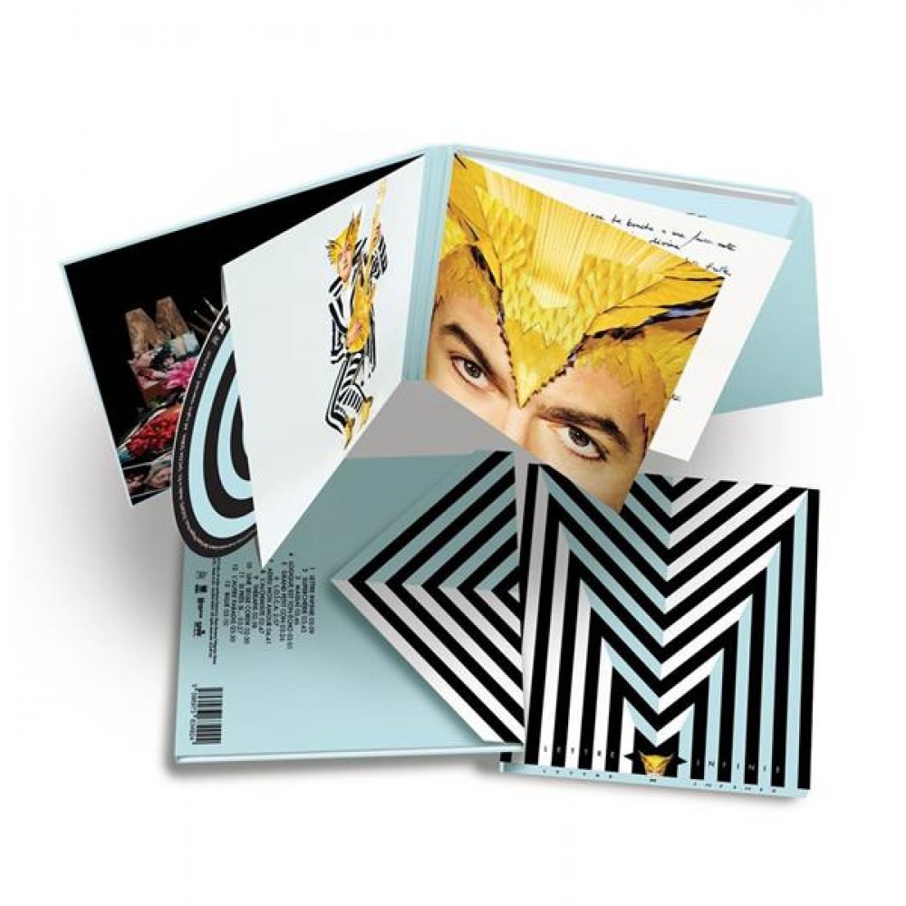 Lettre Infinie Edition Deluxe Cd Digibook