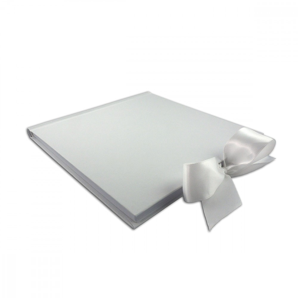 Livre D Or 20x20cm 80 Pages Blanches