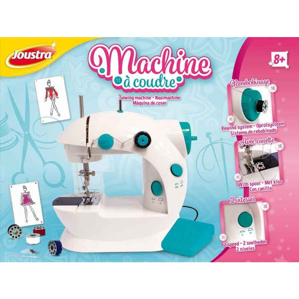Machine coudre jouets activit s cr atives ateliers for Machine a coudre 78
