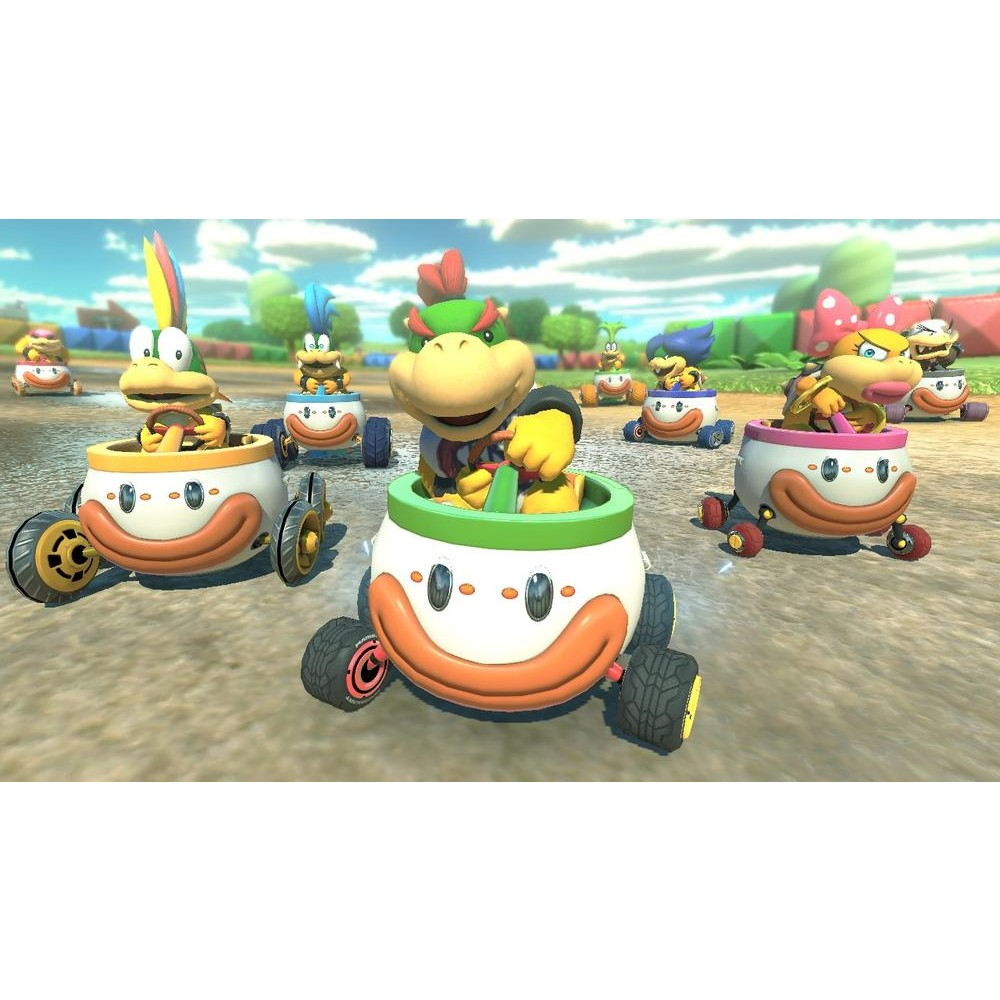 mario kart 8 deluxe jeux vid o consoles jeux switch cultura. Black Bedroom Furniture Sets. Home Design Ideas