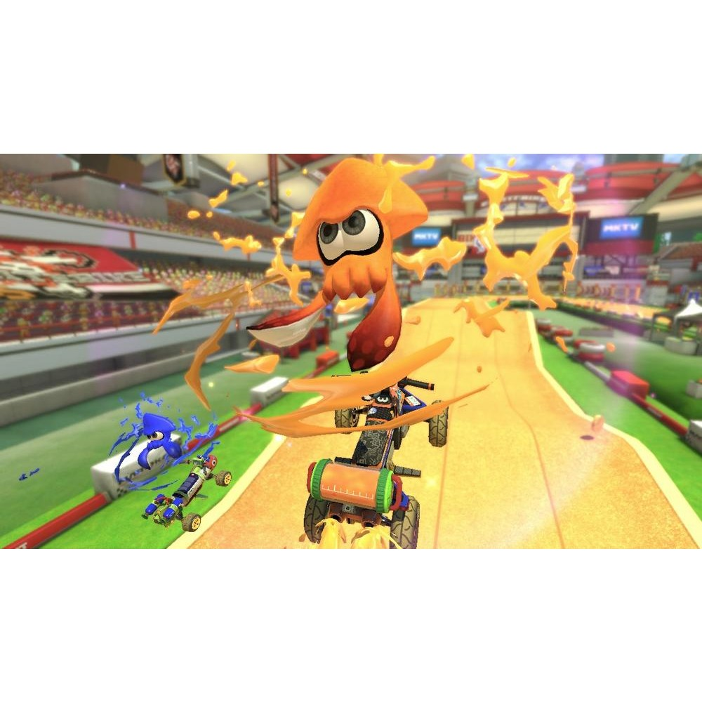 Kart Jeux Deluxe Univers 8 Mario Switch Nintendo vYb6f7gy