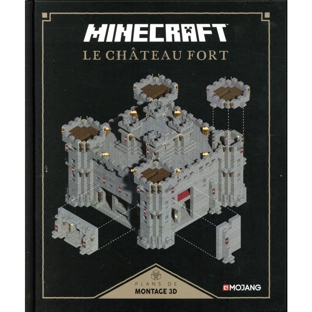 Minecraft Le Chateau Fort
