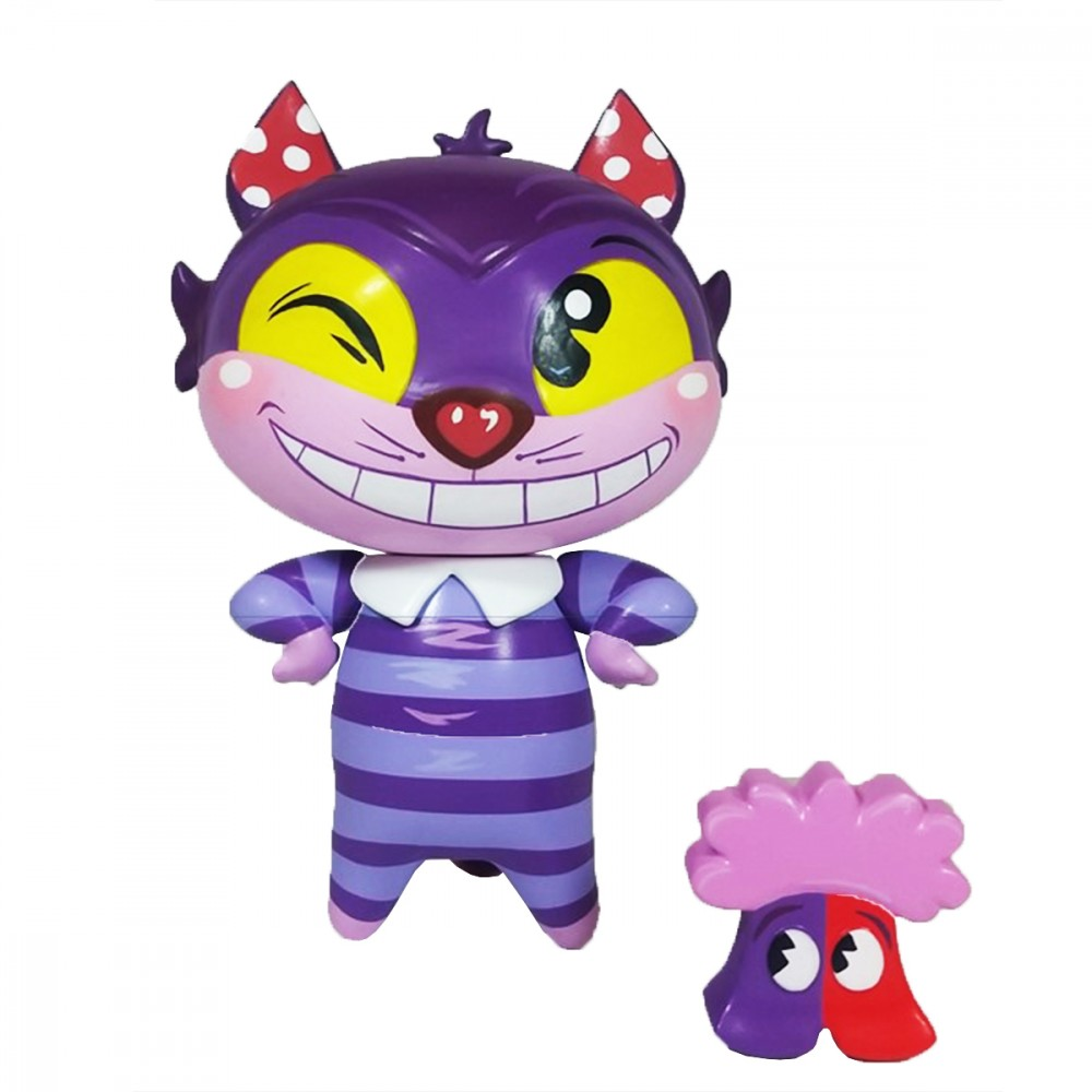 Figurine Vinyl Chat Du Cheshire A29725 Objets A