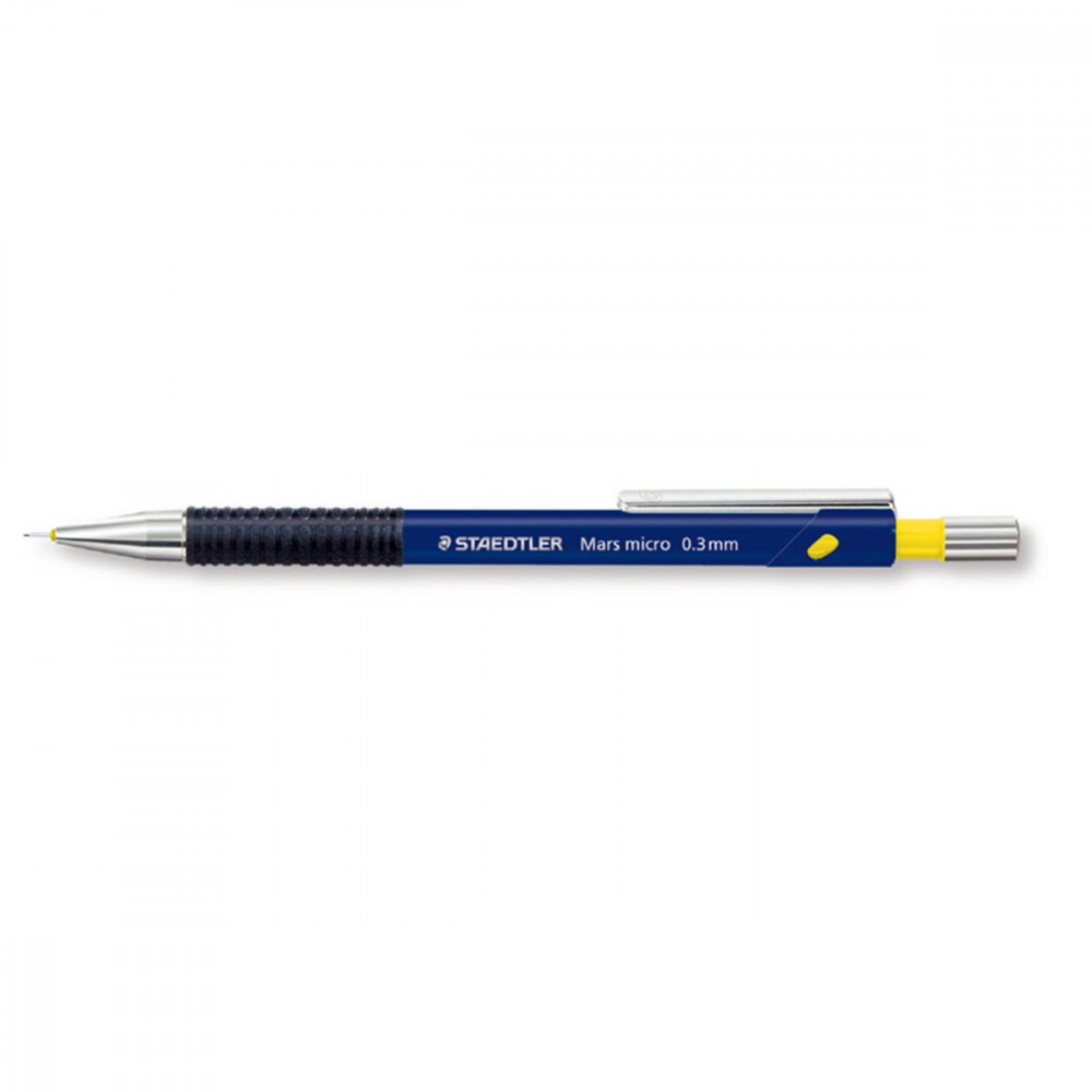 Porte mines staedtler mars micro 0 3 mm fourniture for Porte mine 0 3 mm