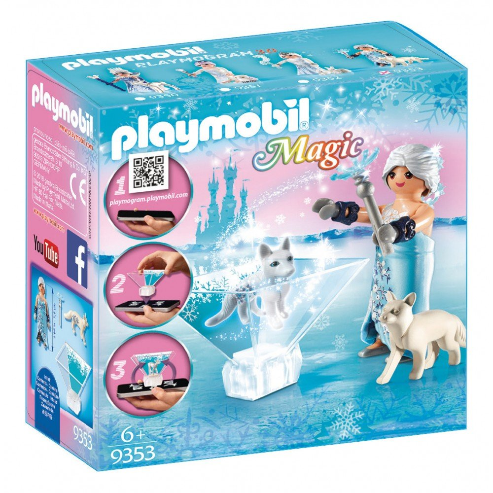 Playmobil Princesse Magic Playmobil® Des 9353 Glaces SUMVpqz