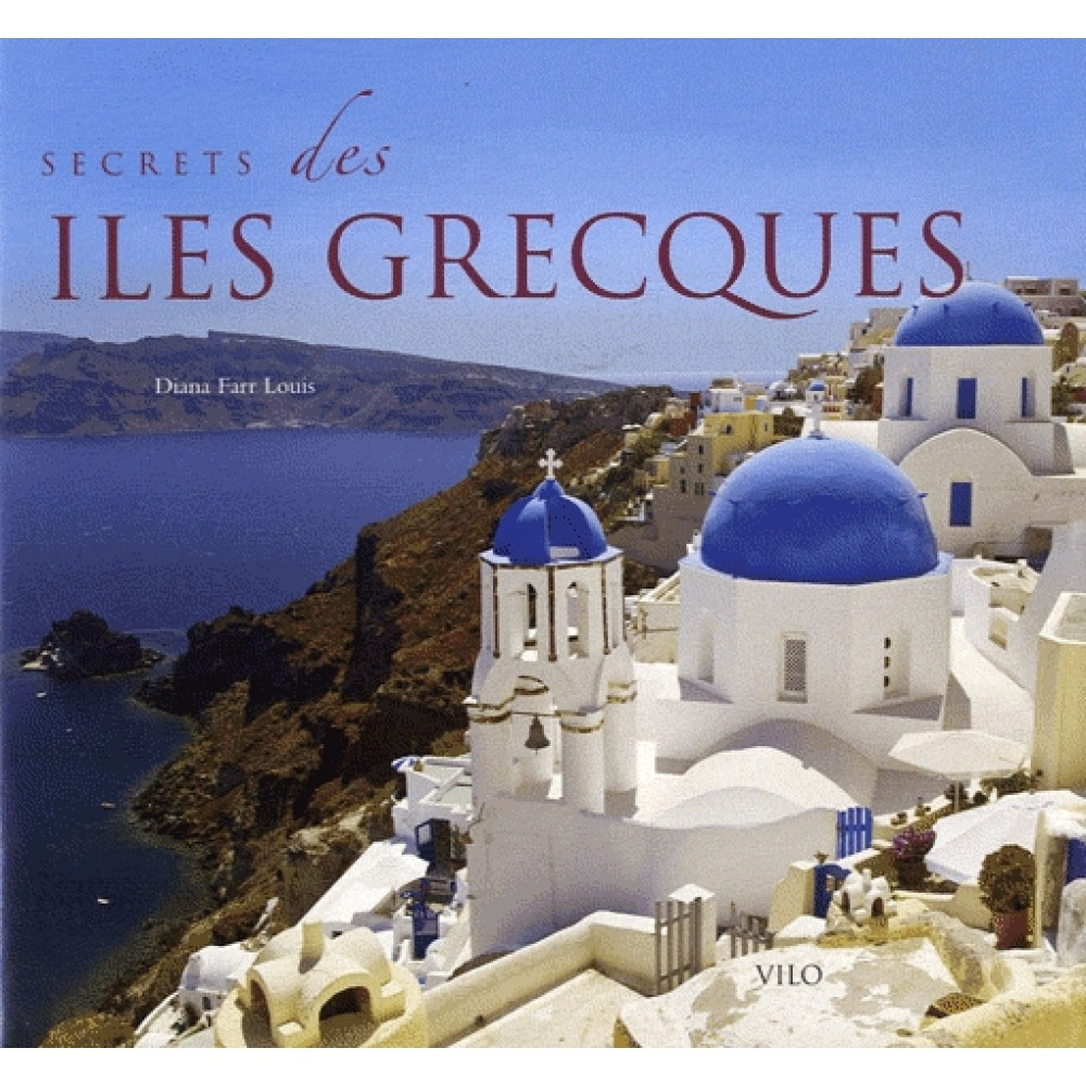 secrets des iles grecques