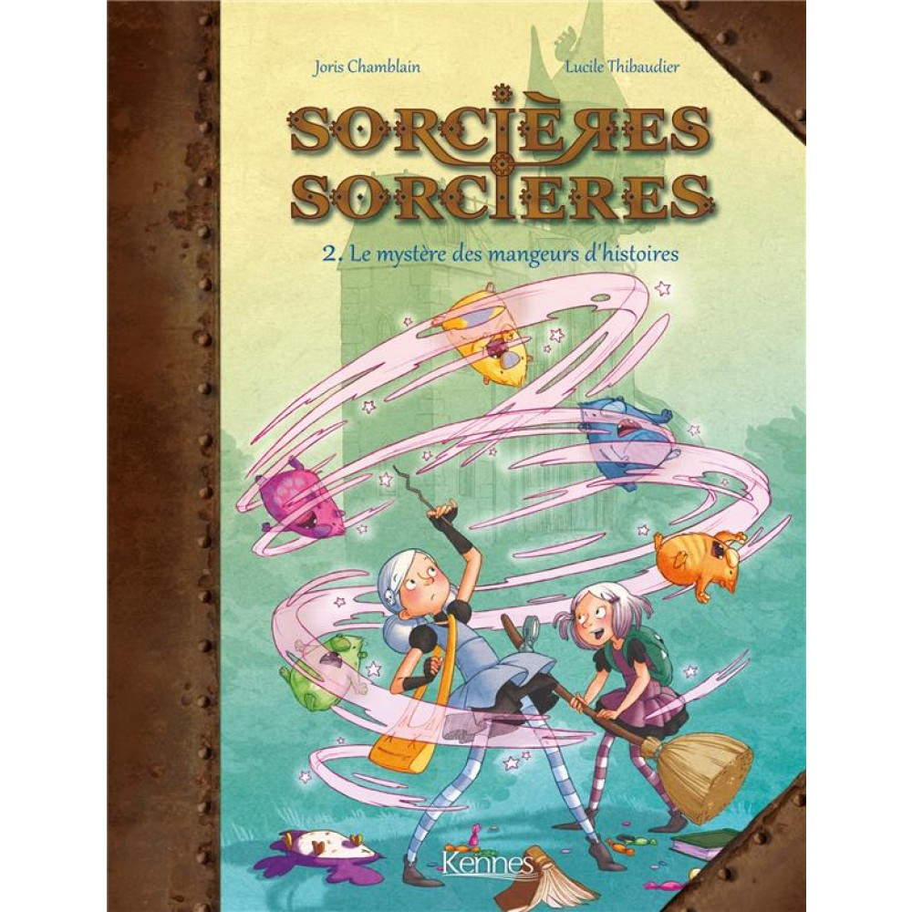 Sorcires Tome 2