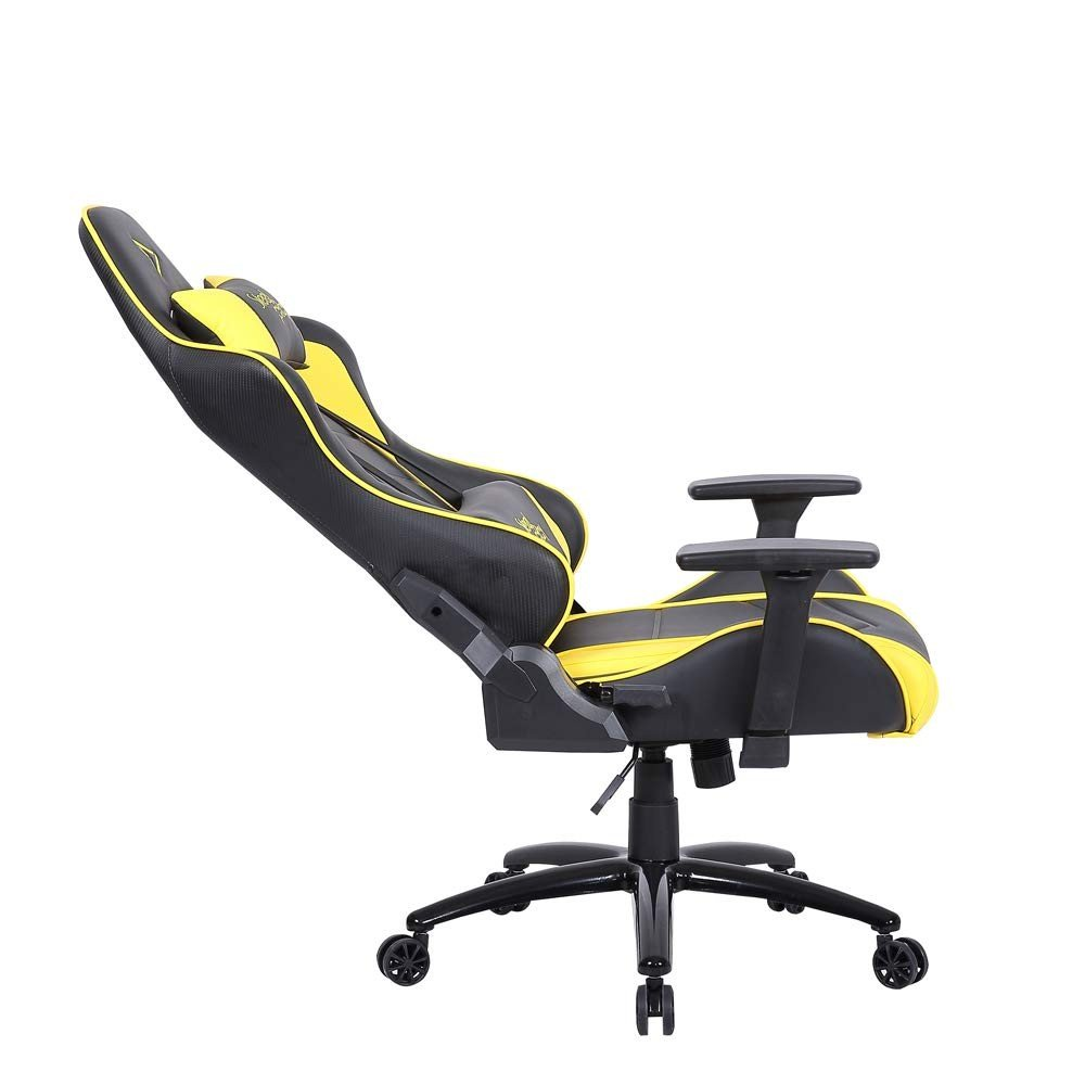 Accessoires Fauteuil Sgc01 Steelplay Jaune Gaming Univers Pc PXuwOilZTk