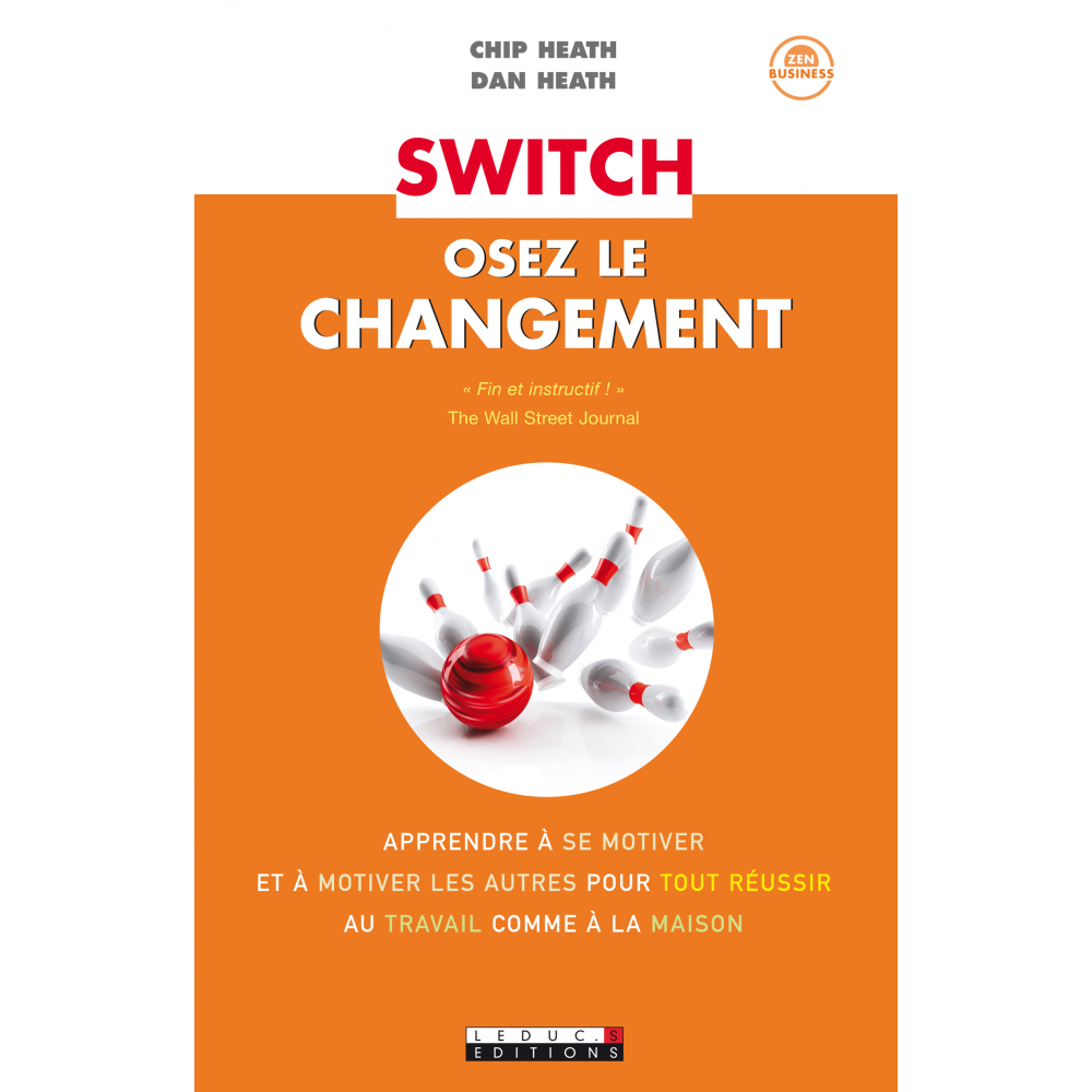 Switch Osez Le Changement