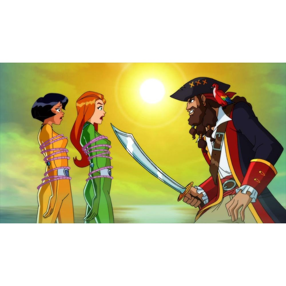 TOTALLY SPIES, A L'ABORDAGE