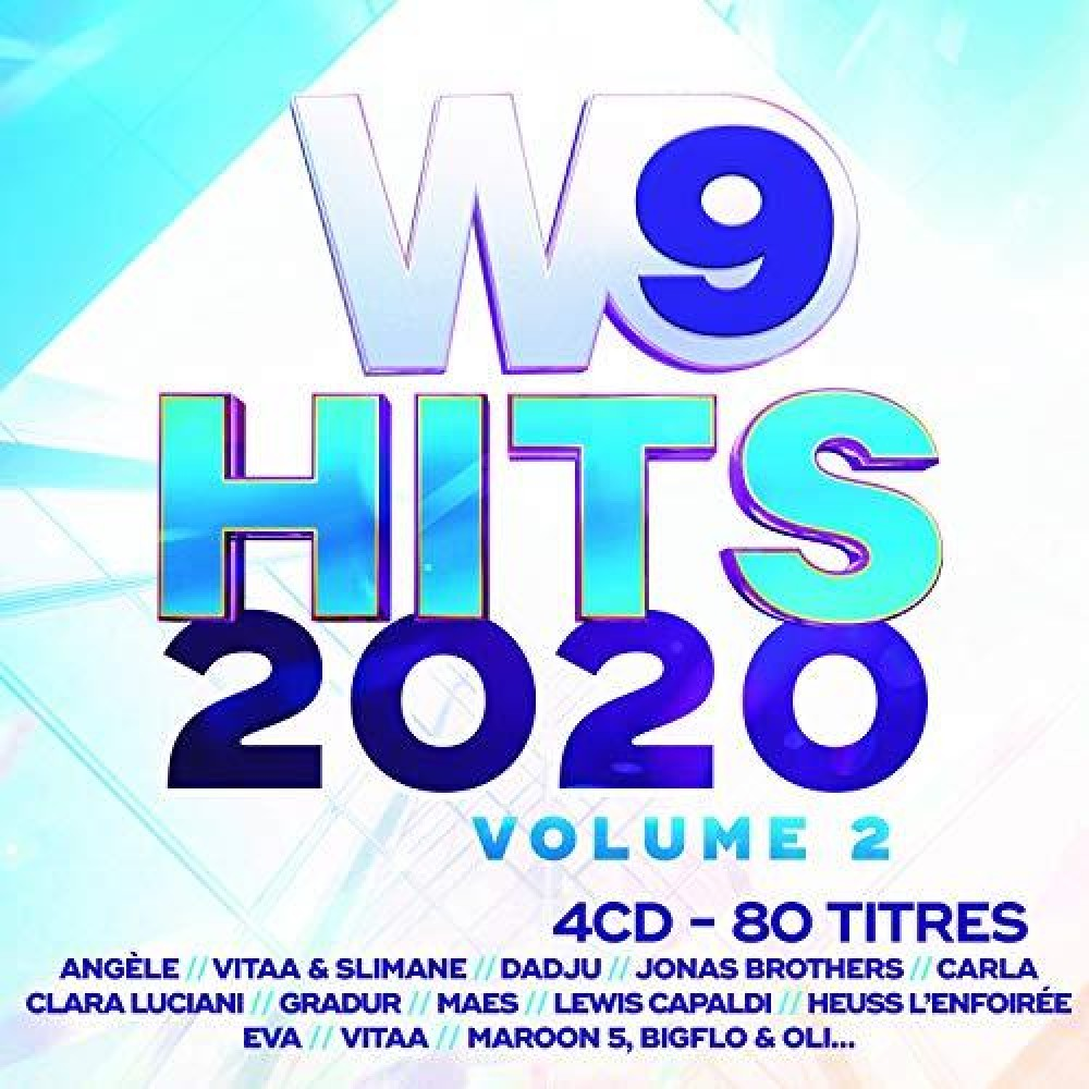 W9 Hits 2020 Vol 2 Multi Artistes Compilations Ambiance Genres Musicaux Musique