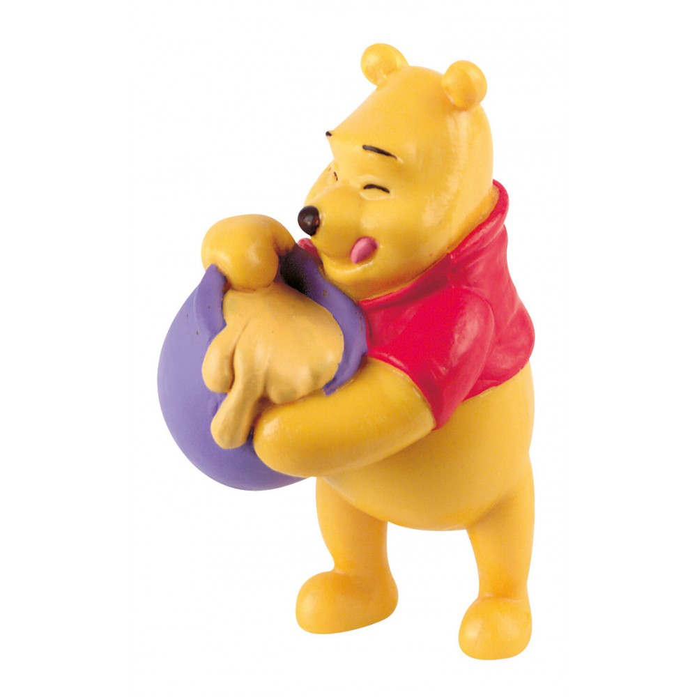 Figurine Winnie L Ourson Et Son Pot De Miel Disney 7 Cm